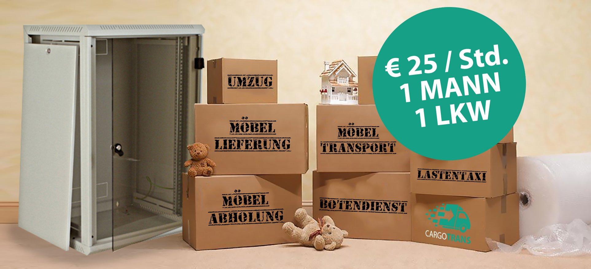 Möbeltransport Wien Umzug Wien Umzugsfirma Cargotransportat